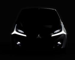 Mitsubishi разработала «пригородный» электрокар