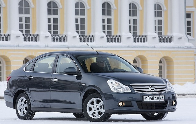 Автовазовский Nissan Almera. Лимузин по цене «Соляриса»