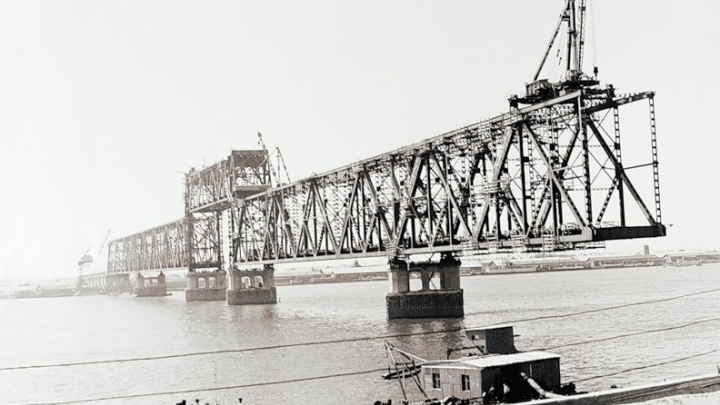 Судьба железнодорожного моста решится в 2014 году
