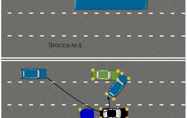 В Кинельском районе автопоезд сбил пешехода