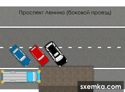 Тротуарно-транспортное происшествие