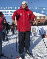 В «Лыжне России – 2012» участвовали 20 тысяч южноуральцев