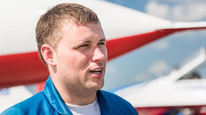 Дмитрий Косоруков, челябинец, участник пилотажной группы «Стрижи»: «Чтобы летать на земле, есть мотоцикл»