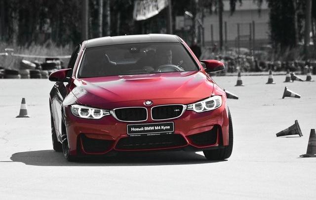 BMW M Days. Дни грома