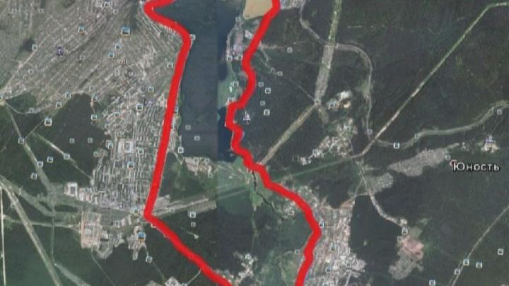Власти Златоуста намерены сделать велодорожку между микрорайонами