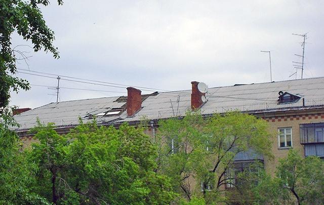 Лето снесет крышу