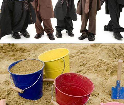 Депутаты «из песочницы»