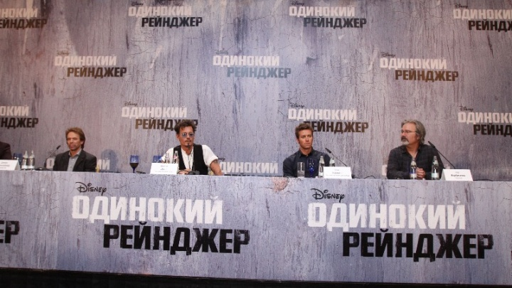 Джонни Депп, американский актер, режиссер, музыкант, сценарист и продюсер: «Я бы прокатился по России на поезде!»