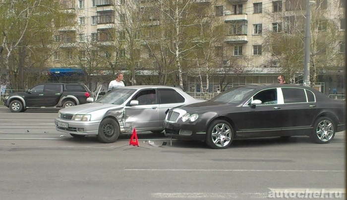 Лихач на Katana погиб сам и ранил пешехода