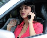 Молодые женщины – самые агрессивные водители