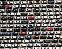 В России насчитали 41 миллион транспортных средств