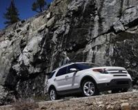 В России стартовали продажи нового Ford Explorer