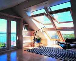 Окно, которое живет на крыше