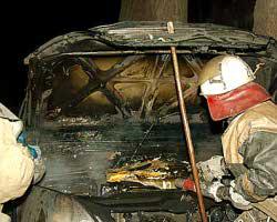 Пожар в автомобиле. Виноват ли аккумулятор?