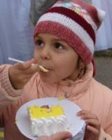 В Волгограде испекли самое большое пирожное