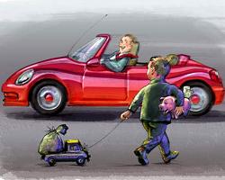 «Дешевых» автокредитов пока не дают