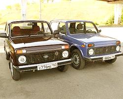Новая Lada 4x4: что изменилось