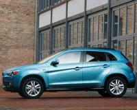 В Уфе начались продажи Mitsubishi ASX