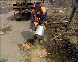 Уфимские дороги: ямы заменили горками