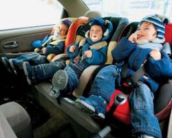 Водителей научат перевозить детей