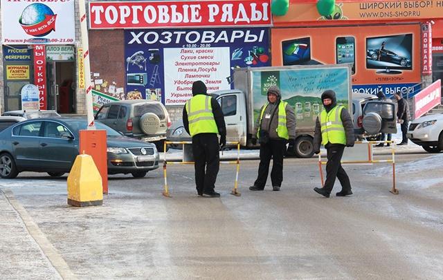 Битва за бесплатную парковку в «Мире»