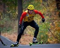 Максим Чудов показал спринтерские качества