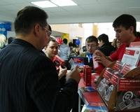 МТС приняла участие в ежегодном городском празднике «День Интернета» в Уфе