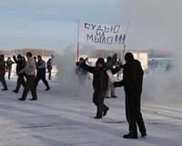 МВД Башкирии проверило готовность сил и средств
