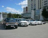 Победители «Свадьбы года» выбрали лимузины для кортежа