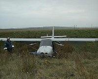 По пути в Башкирию разбился самолет