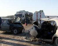 Авария унесла жизни двух водителей