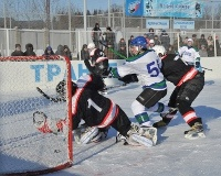 В Башкирии становится популярен корпоративный хоккей