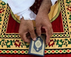 Наступил главный праздник для мусульман