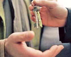 Долгожданные ключи от квартиры