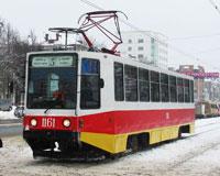 В Уфе женщину насмерть сбил трамвай