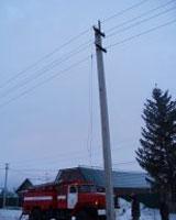 Житель Федоровки сгорел вместе с домом