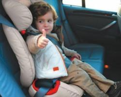 Жизнь ребенка – в руках водителя