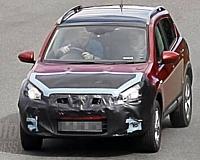Nissan обновил Qashqai