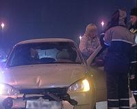 В Казани нетрезвая автоледи стала виновницей ДТП