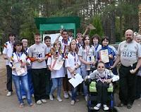 Донские дети-инвалиды отличились в Твери
