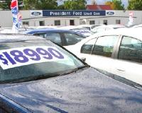 Средняя цена авто в России поднялась почти на 100 тысяч рублей