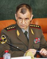В Челябинск прибыл министр внутренних дел России Рашид Нургалиев