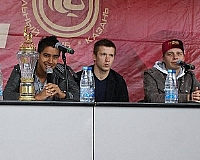 Футболисты «Рубина» наведались в КФУ