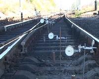 Латошинский путепровод испытали на прочность двумя КАМАЗами