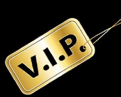 VIP-персоне из богатого города
