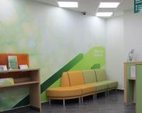 В Тобольске открылся первый офис Сбербанка нового формата