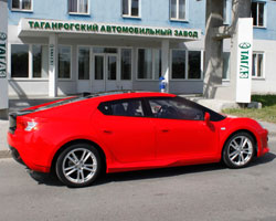 ТагАЗ выпускает пятидверное купе