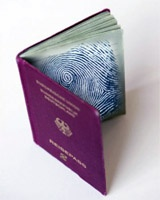 До конца года в России появится загранпаспорт с отпечатками пальцев