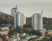 В 2010 году инвесторы вложили в Сочи 217 млрд рублей