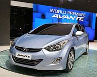 Hyundai показала новую Elantra